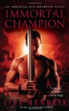 greatest paranormal romance novel, immortal champion, lisa hendrix