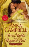 popular best historical romance novel, seven nights in a rogues bed, anna campbell