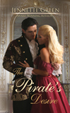 historical romance, the pirates desire, jennette green