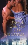 when a duke says I do, jane goodger