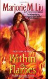 top paranormal romance novel, within the flames, marjorie m liu