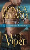 top historical romance novel, the viper, monica mccarty