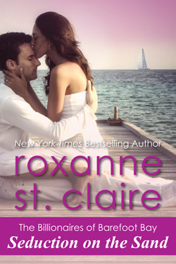 Seduction on the Sand by Roxanne St. Claire, New York Times bestselling author