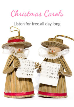 Christmas Carols free online all day long